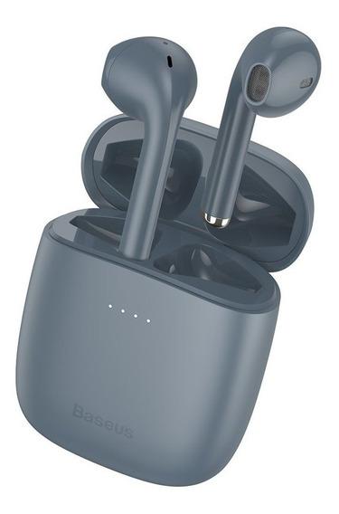 Fone De Ouvido Baseus W04 Pro Wireless Earphone Original