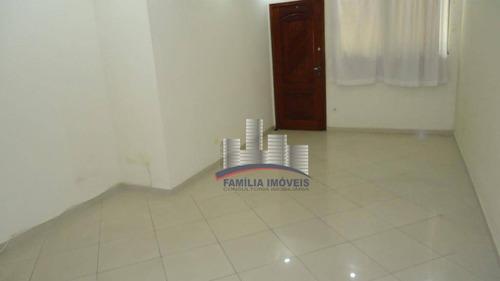 Imagem 1 de 30 de Casa Com 3 Dormitórios À Venda, 104 M² Por R$ 620.000,00 - Embaré - Santos/sp - Ca0578