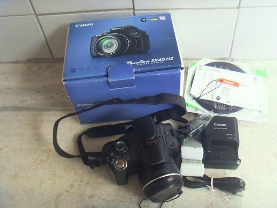 Máquina Fotográfica Canon Powershot