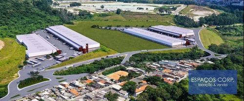 Galpão Logístico Para Alugar, 3900m² - Perus (zona Norte) - São Paulo/sp - Ga0605