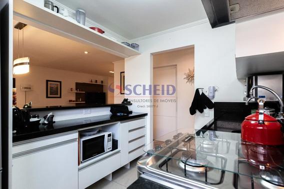 Apartamento Com Excelente Distribuição Interna, Na Vila Mascote! - Mr65198