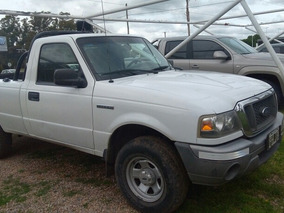 Ford Ranger Cabina Simple Aire Y Direccion $180000 Impecable