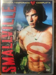 Dvd Smallville La Serie Completa / Incluye 10 Temporadas