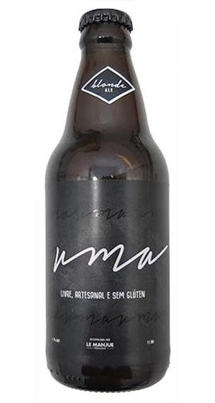 Cerveja Sem Glúten 310ml Uma - Le Manjue