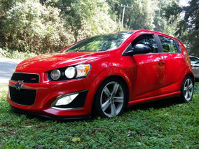 Chevrolet Sonic 1.4 Rs Mt Con Extras