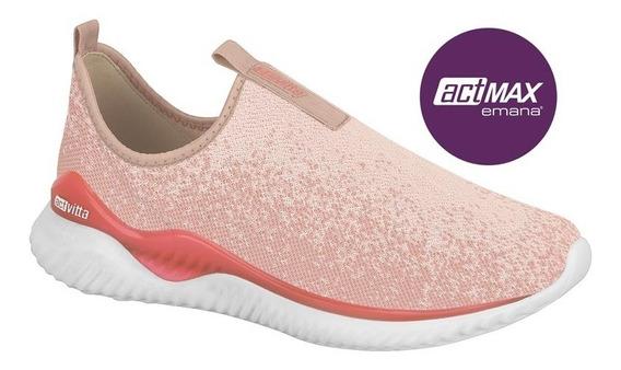 Zapatillas Mujer Actvitta 4802-100 El Mercado De Zapatos!