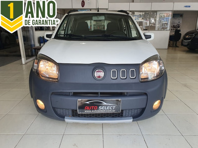Fiat Uno Way 1.4 Celebration Única Dono. Impecável.