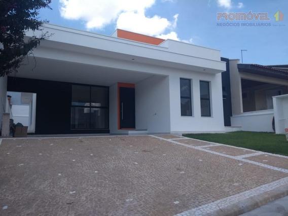 Casa - Condomínio Portal Da Vila Rica - Itu Sp - Ca0923