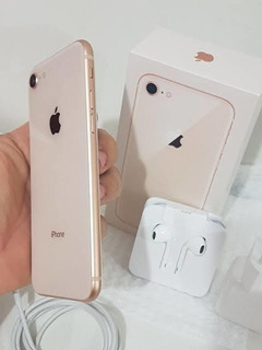 iPhone 8 64 Gb Semi Novo Sem Detalhes.