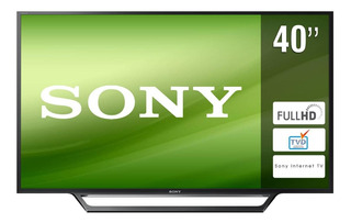 "Smart TV Sony Bravia KDL-40W650D LED Full HD 40"""