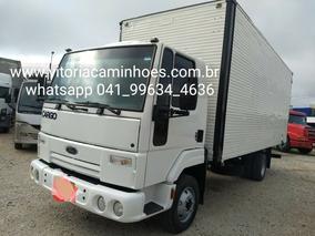 Caminhao Cargo 712 Bau 6.20 M Whatsapp