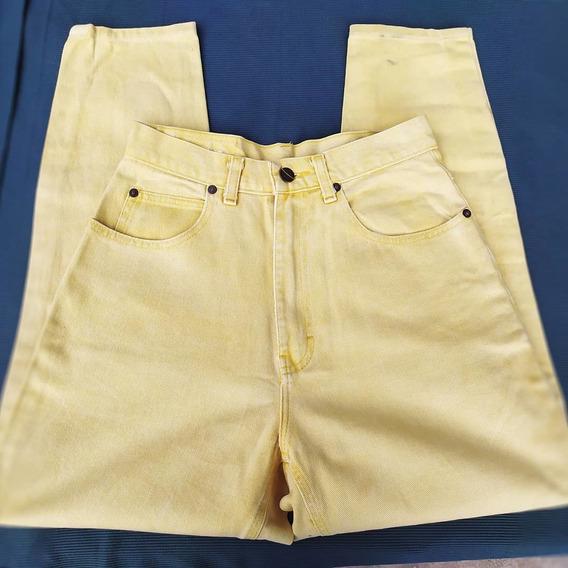 Jeans Dama Súper Corte Alto Tall 5/6
