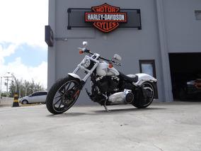 Harley-davidson - Softail Breakout