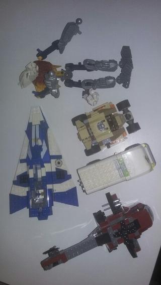 Legos Montados E Completos Anos 80