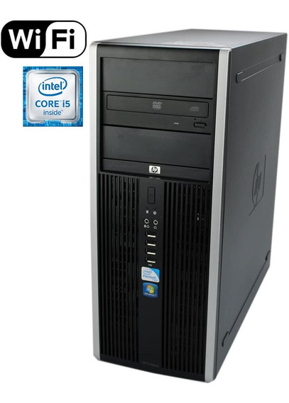Cpu Hp Compaq 8100 Intel Core I5 3.2ghz 4gb 250gb Wifi