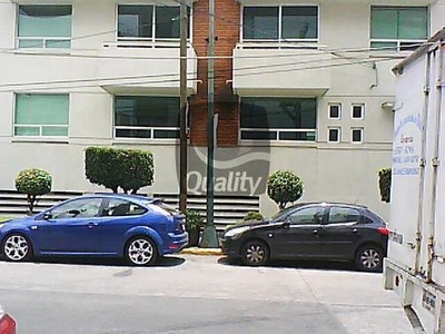 (crm-1-180) Nonoalco Mixcoac Calle Berruguete Depto En Renta