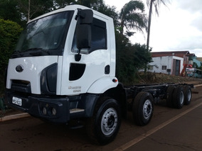 Ford Cargo 2629 8x4 No Chassi