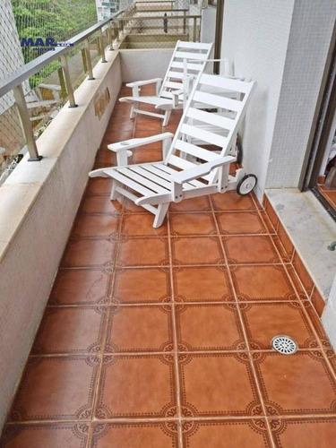 Imagem 1 de 16 de Apartamento Residencial À Venda, Morro Do Maluf, Guarujá - . - Ap10518