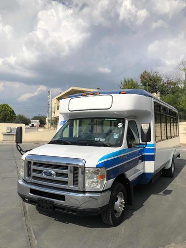 Imagen 1 de 15 de Ford E-450 Súper Duty Microbús