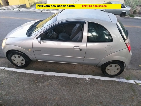 Financiamento Com Score Baixo Financio Ford Ka Zetec