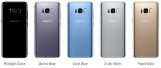Samsung Galaxy S8 Plus Libre De Fabrica Sellado