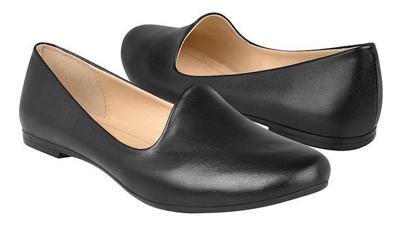 Zapatos Stylo 1905 Simipiel Negro