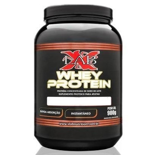 Whey Protein 900g Morango