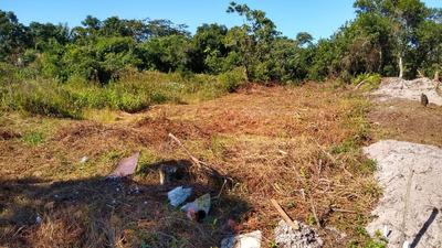 Vendo Terreno Entrada 20mil Lado Praia Itanhaém Litoral Sp