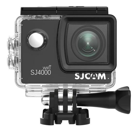 Câmera Sjcam Sj4000 Wifi Original 1080p Wifi Prova D