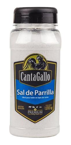 Imagem 1 de 2 de Sal De Parrilla Canta Gallo 1kg Premium