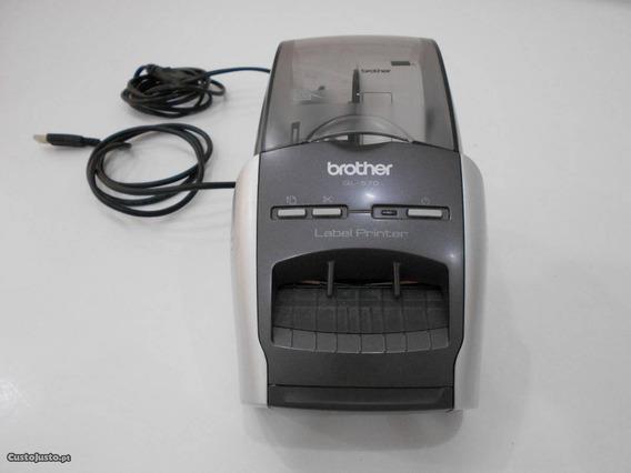 Brother Ql-570 Profissional - Impressora De Etiquetas