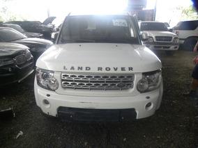 Sucata Land Rover Discovery 4 3.0 V6 2012