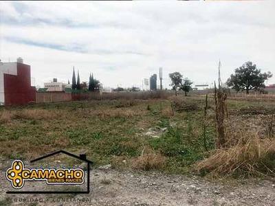 Venta De Terrenos En Morillotla Opt-0200