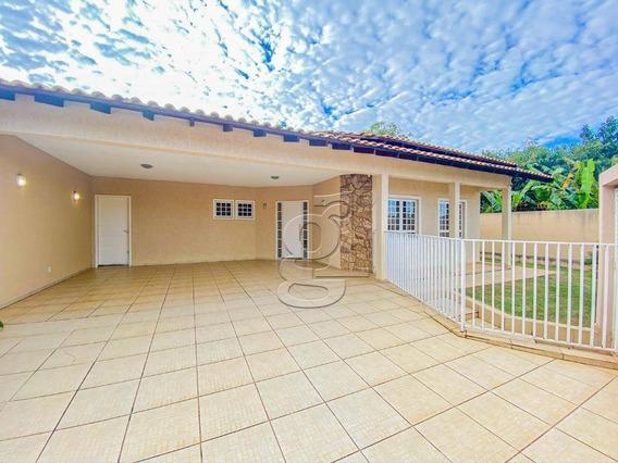 Casa Com 3 Dormitórios Para Alugar, 235 M² Por R$ 4.700,00/mês - Jardim São Jorge - Londrina/pr - Ca0064