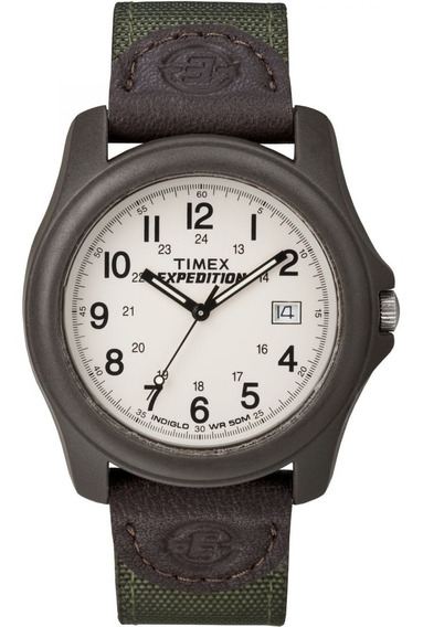 Relógio Masculino Timex Indiglo Expedition T49101