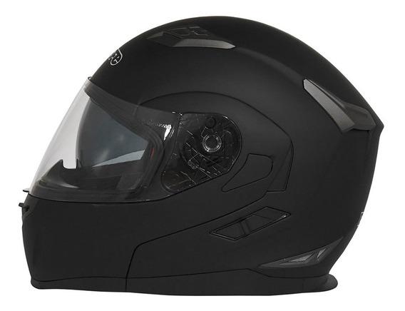 Casco Moto Rebatible Bieffe By Peels Doble Visor 953