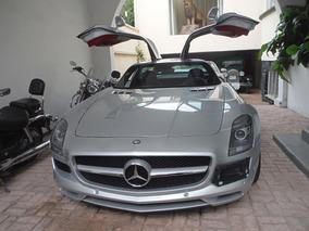 Mercedes-benz Clase Sls Alas De Gaviota 2011.