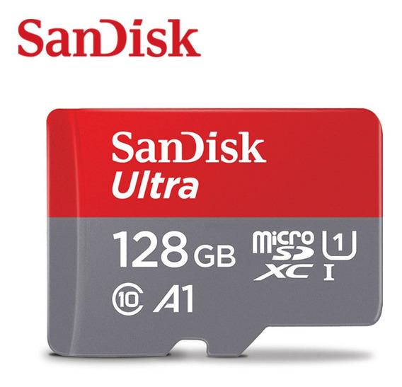Cartão De Memória Sandisk A1 128 Gb