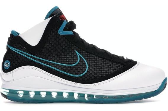 Tênis Nike Lebron Vii 7 Qs Red Carpet Tam 42 Envio Já!