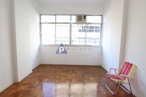 Apartamento À Venda, 2 Quartos, Copacabana - Rio De Janeiro/rj - 17266