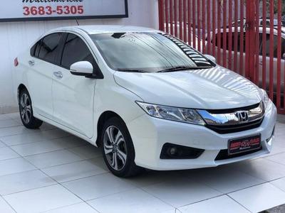 Honda City Exl 1.5 16v Flex, Bak4495