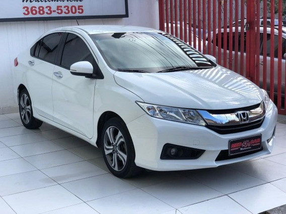 Honda City Exl 1.5 16v Flex, Bak4495