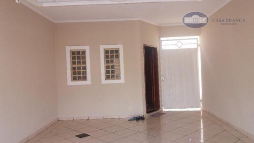Imagem 1 de 27 de Casa Residencial À Venda, Concórdia I, Araçatuba. - Ca0448