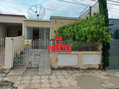 Casa De Rua-à Venda-vila Trujillo-sorocaba - Stca30231