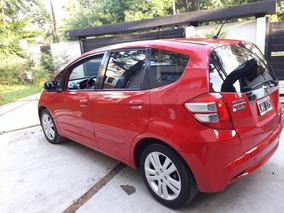 Honda Fit 1.5 Exl Automatico Sec Cuero