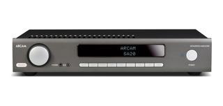 Arcam Hda Sa20 Amplificador Integrado Dac Sabre Ess9038k2m En Stock Garantía Oficial