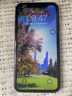 iPhone Xr Preto 64gb Perfeito Todos Os Acessórios Caixa