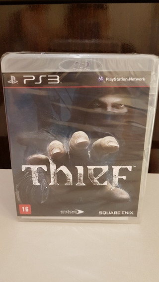 Thief Ps3 Playstation 3 Novo Lacrado Física