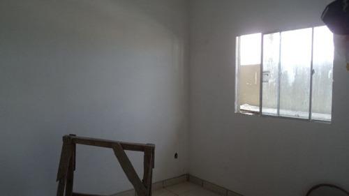 Ótima Casa, 2 Quartos, Localizada No Bairro Gávea Em Vespasiano - 956