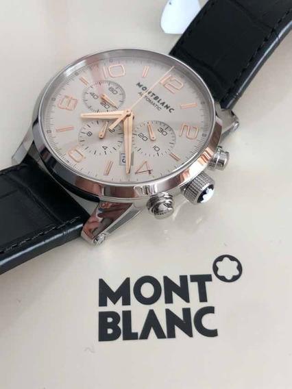Reloj Montblanc Timewalker Automático 43mm Nuevo